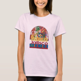 GUADALAJARA Mexiko T-Shirt