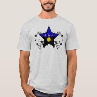 Guadeloupe-Stern T-Shirt