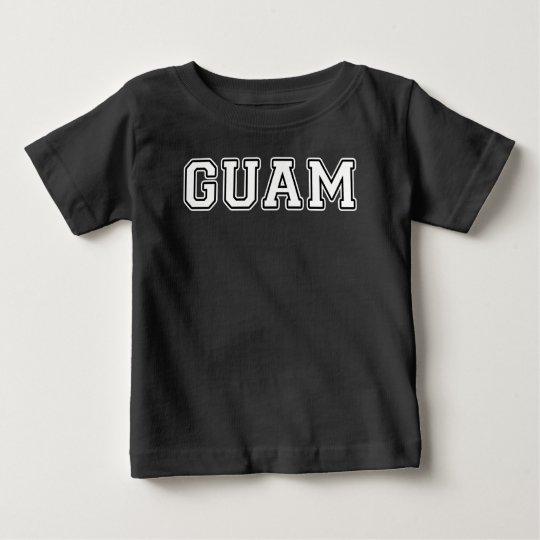 Guam Baby T-shirt