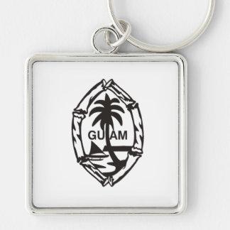 Guam-Bambus Keychain Schlüsselanhänger