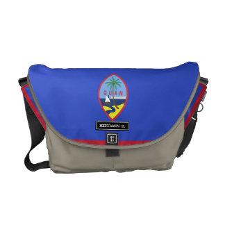 Guam-Flagge Kurier Taschen