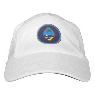 GUAM-Flaggen-Entwurf - Headsweats Kappe