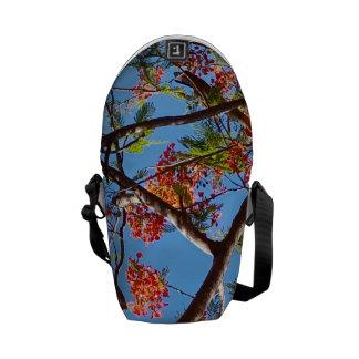 Guam-Flammen-Baum Kurier Taschen