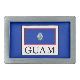 Guam Rechteckige Gürtelschnalle