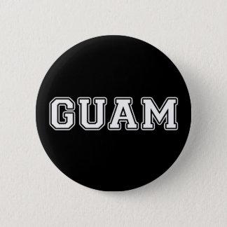 Guam Runder Button 5,7 Cm