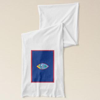 Guam-Staatsflagge Schal