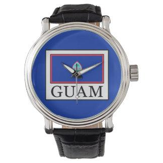 Guam Uhr