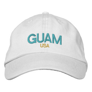 Guam USA stickte Hut