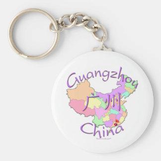 Guangzhou Chine Porte-clés