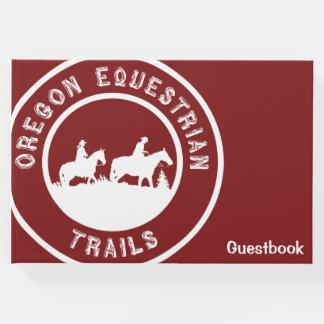 Guestbook mit Logo Gästebuch