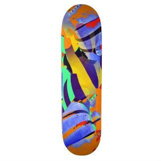 "Guggenheim Museum zu 8 1/2"" Skateboard Skateboard Bretter"
