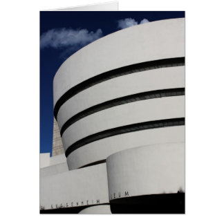 Guggenheim, New York City Karte