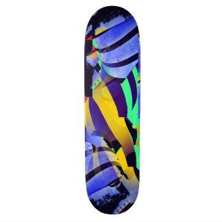 """Guggenheim Skateboard des Museums-8 1/2"""""""