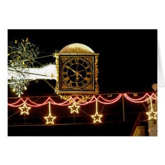 Guildford Weihnachten Grußkarte
