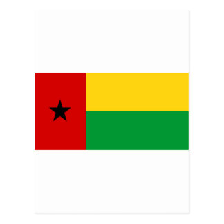 Guinea-Bissau Postkarte