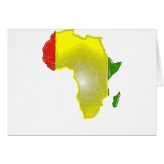 Guinea Karte