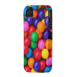 Gummi-Ball-Fotografie-Druck Iphone Fall iPhone 4 Hülle
