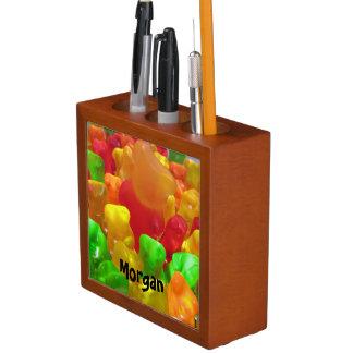 Gummiartige Bärn-Menge Stifthalter