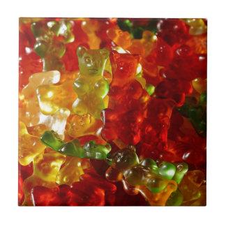 Gummiartiger Bär Keramikfliese