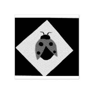 GummiBriefmarke des Marienkäfer-(alias Gummistempel