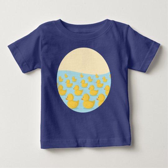GummiDuckie Armee Baby T-shirt