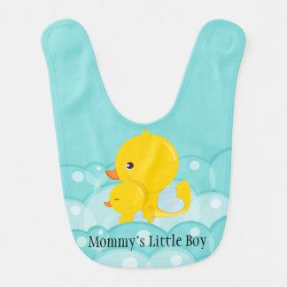 GummiDuckie der Mama Schellfisch Little Boys Lätzchen