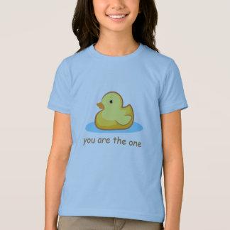 Gummiduckie sind Sie der ein KinderT - Shirt