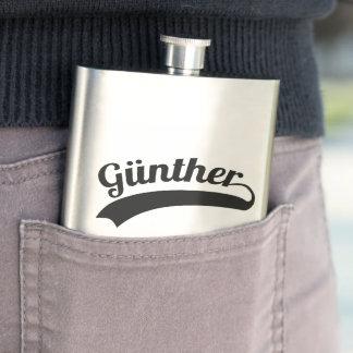 Günther Original Flachmann
