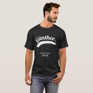 Günther Original White T-Shirt