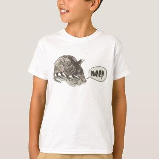 Gürteltier geht meep durch Mudge Studios T-Shirt
