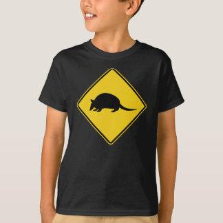 Gürteltier-Überfahrt T-Shirt