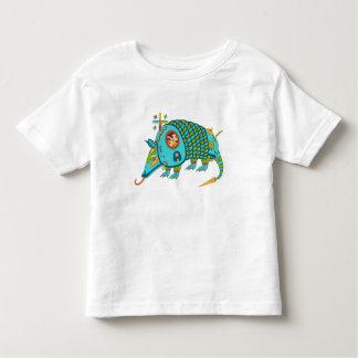 Gürteltier, von der AlphaPod Sammlung Kleinkind T-shirt