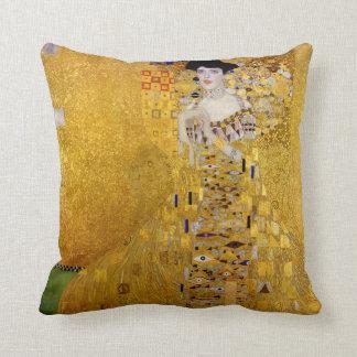 Gustav Klimt , Adele Bloch-Bauer's Portrait Kissen