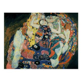 "Gustav Klimt: ""das Erst "" Postkarte"