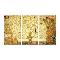 Gustav Klimt der Baum von Leben-Kunst Nouveau