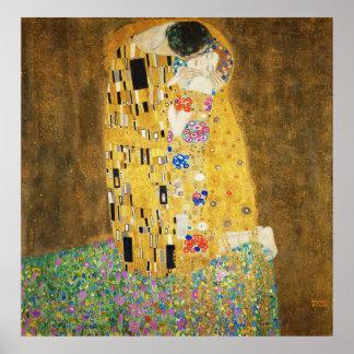 Gustav Klimt l'art Nouveau Jugendstil d'impression Poster