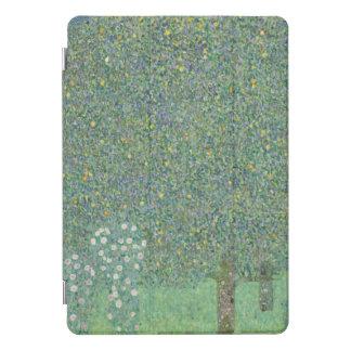 Gustav Klimt Rosebushes unter den Bäumen GalleryHD iPad Pro Cover