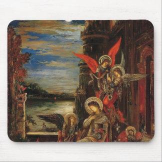 Gustave Moreau- St Cecilia Tapis De Souris