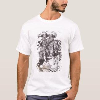 Gustavus Adolphus II und Gustavus Adolphus IV T-Shirt