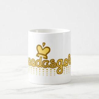 GUT ALS GOLDTasse Kaffeetasse