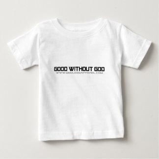 Gut ohne Gott-T - Shirt für Babys (Licht)