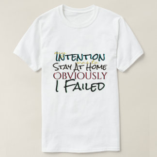 Gute Absichten T-Shirt