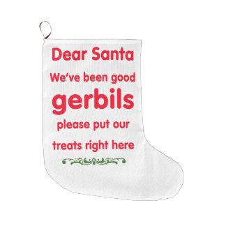gute Gerbils Großer Weihnachtsstrumpf