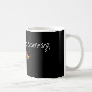 Güte-immer Rückkehr Kaffeetasse