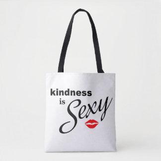 Güte ist sexy Tasche