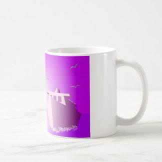 Gute Reise Kaffeetasse
