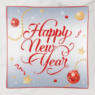 Guten Rutsch ins Neue Jahr Dekoschale