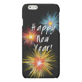 Guten Rutsch ins Neue Jahr-Feuerwerk