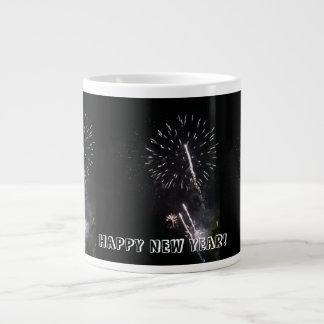 Guten Rutsch ins Neue Jahr! Jumbo-Tasse