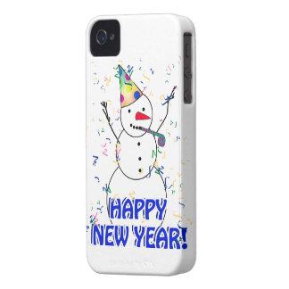 Guten Rutsch ins Neue Jahr vom feiernden Case-Mate iPhone 4 Hüllen